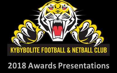 2018 Senior Awards Presentation