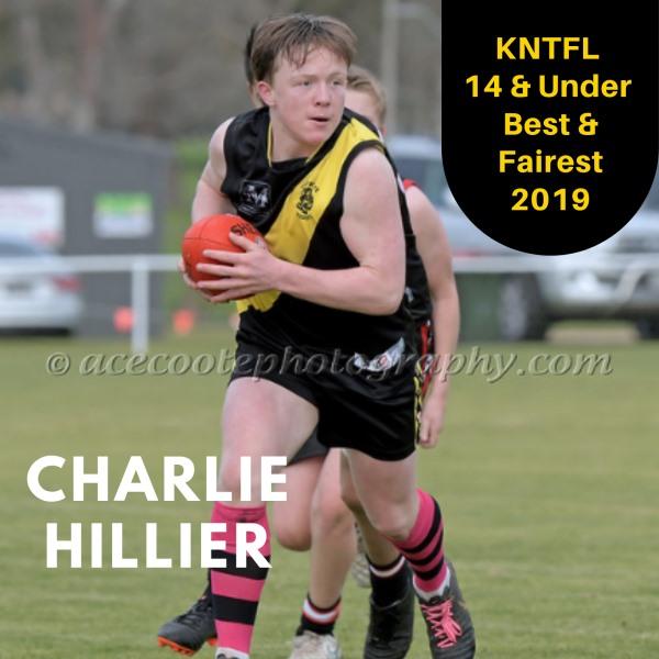 KNTFL Junior Footy Medal Count 2019