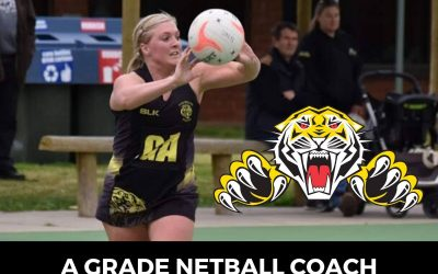 Netball A Grade Coach Appointment 2020