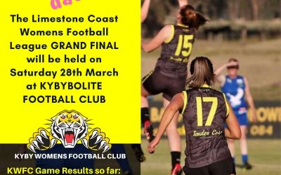 LCWFL Grand Final hosted by Kyby