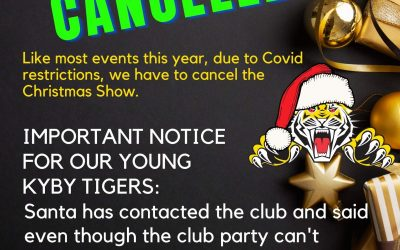 Kyby Christmas Show 2020 – CANCELLED